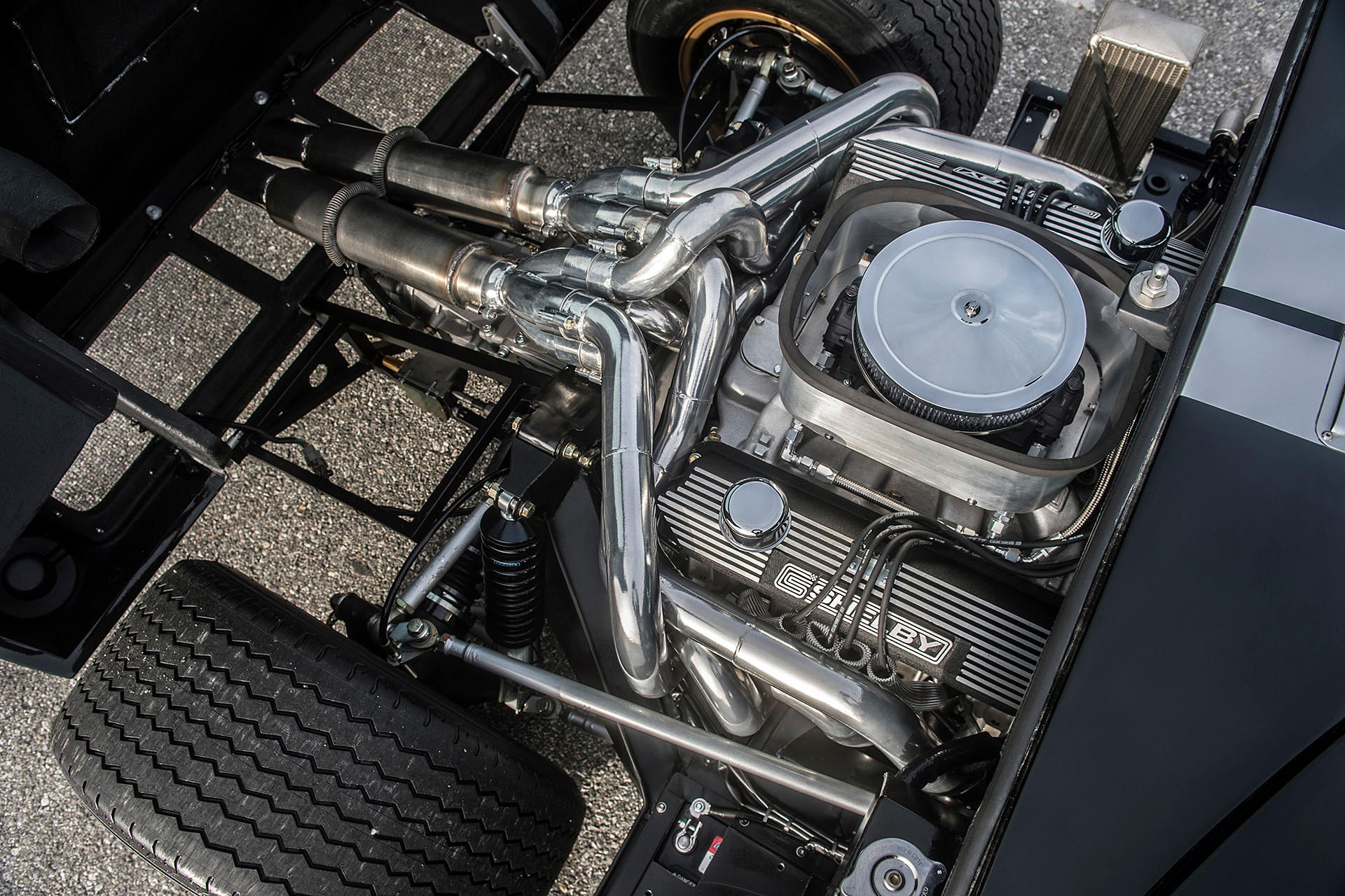 Stunning GT40 MKII By Shelby, Ford (3)