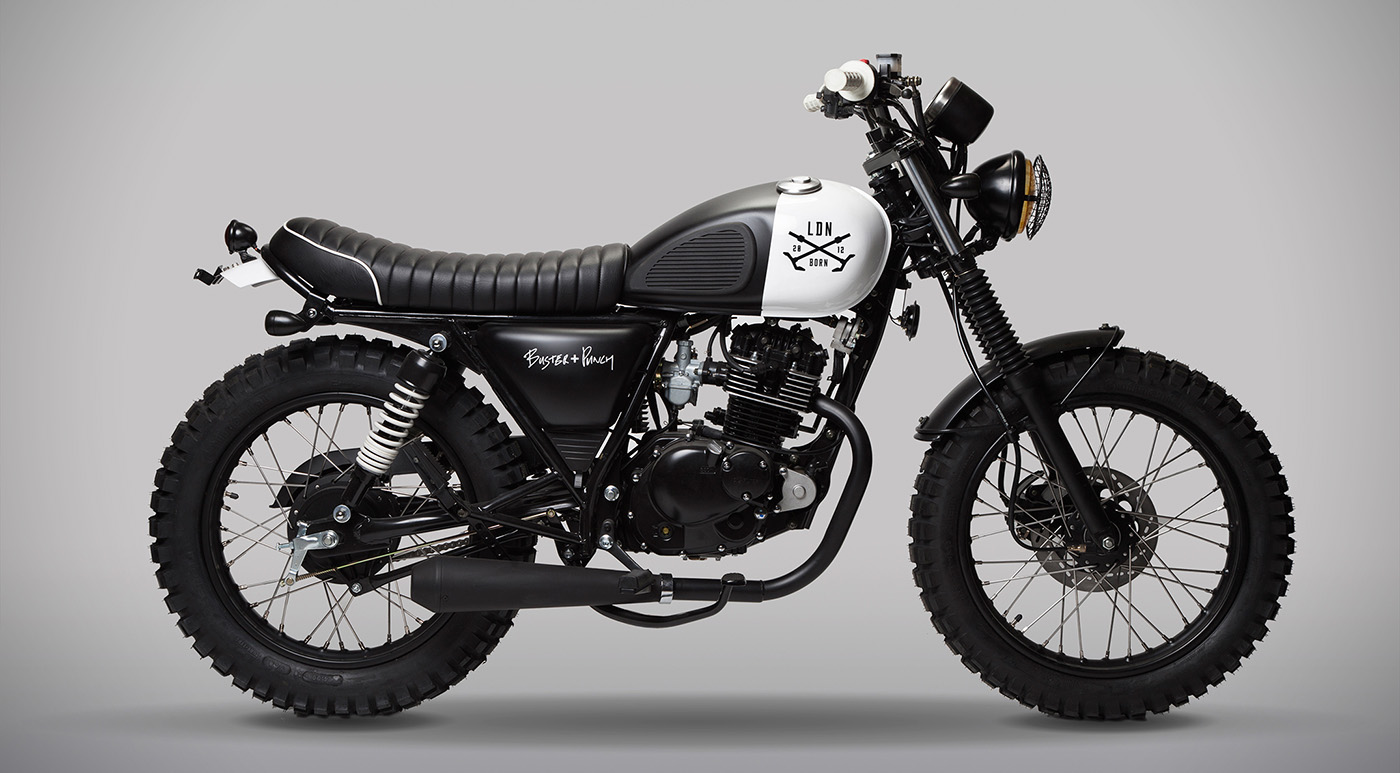 The LDN Born Mutt Cafe Racer By Mutt Motorcycles (6)