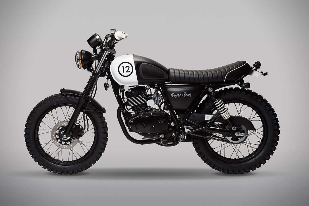 The LDN Born Mutt Cafe Racer By Mutt Motorcycles (4)