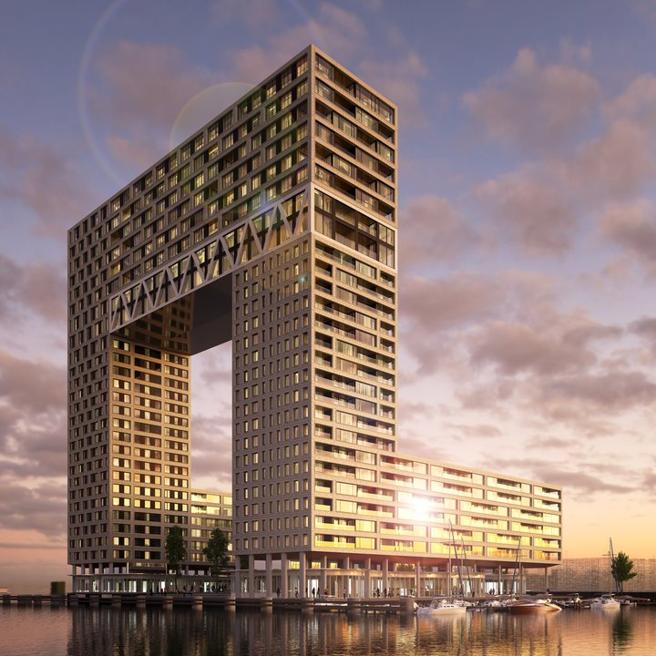The Pontsteiger Penthouse In The Netherlands (5)