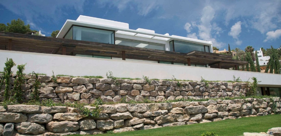 Villa Majesty Is A Splendid Home In Ibiza, Spain (13)