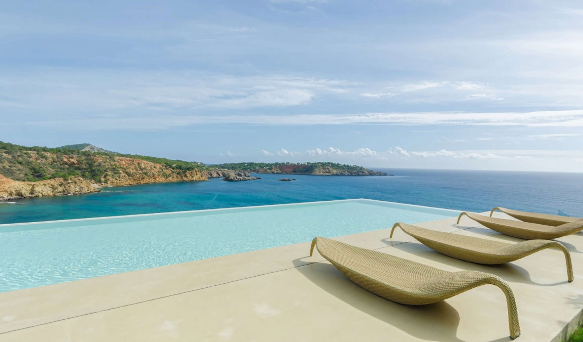Villa Majesty Is A Splendid Home In Ibiza, Spain (12)