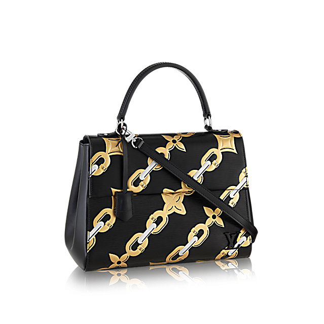 Exquisite Cluny MM Handbag By Louis Vuitton