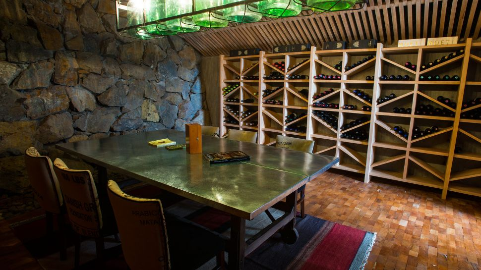 Exquisite Uman Lodge In Chile (5)