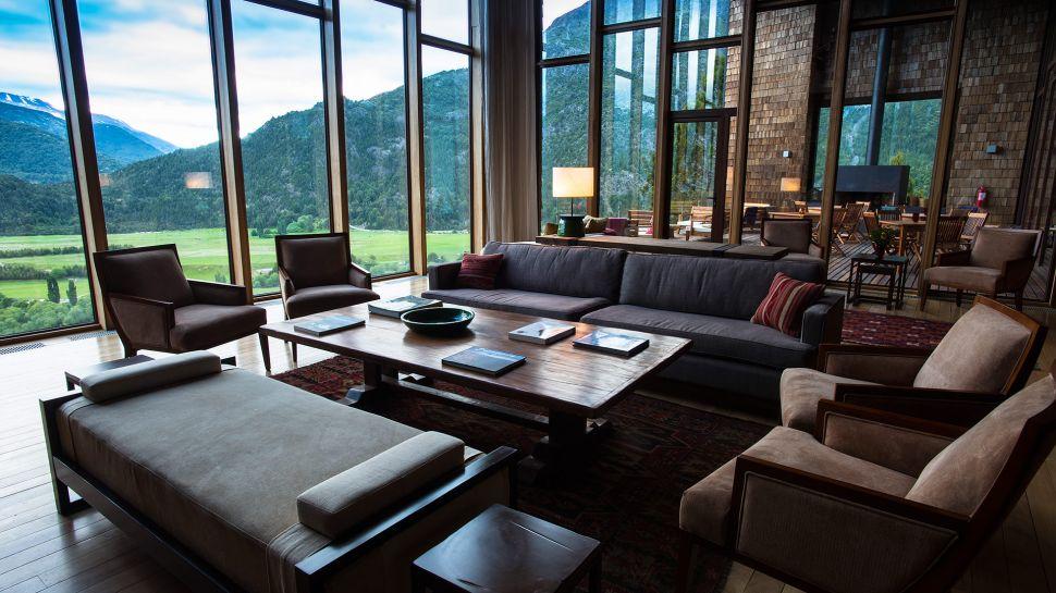 Exquisite Uman Lodge In Chile (2)