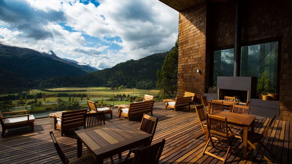 Exquisite Uman Lodge In Chile (13)