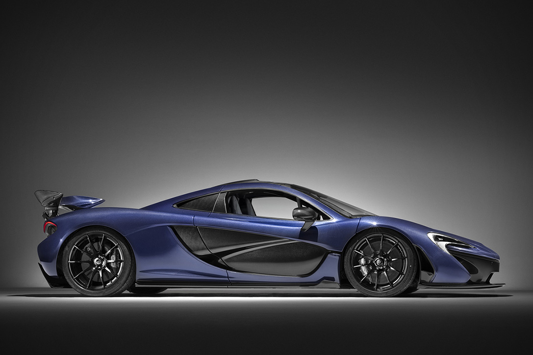 McLaren Carbon Fiber P1 Hypercar Tribute 2