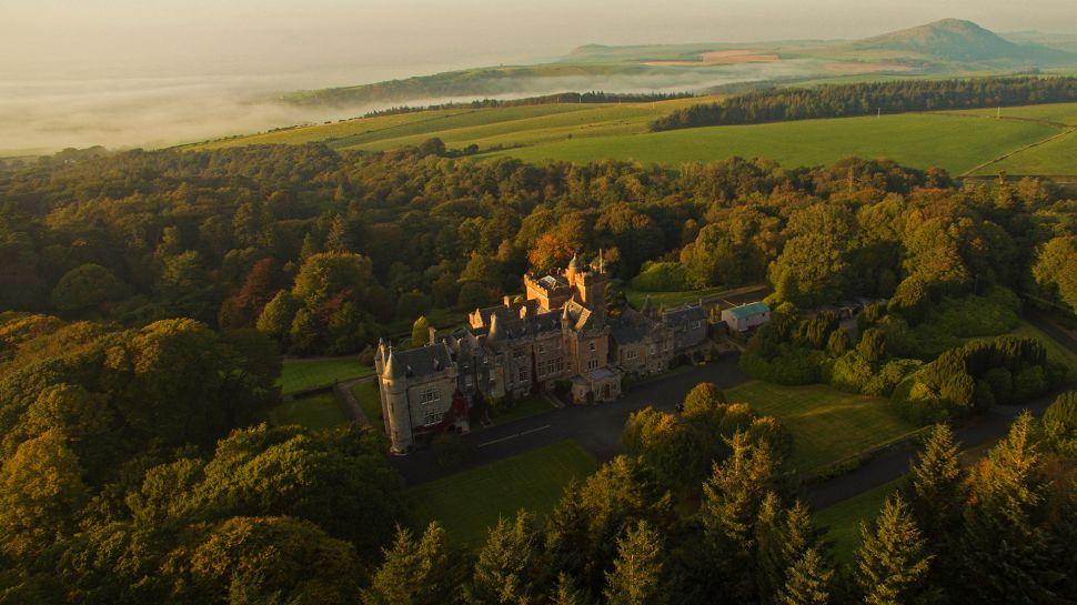 Memorable Vacations At Glenapp Castle In Scotland 1