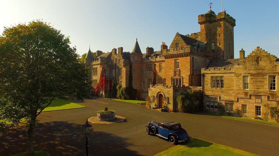 Memorable Vacations At Glenapp Castle In Scotland 3