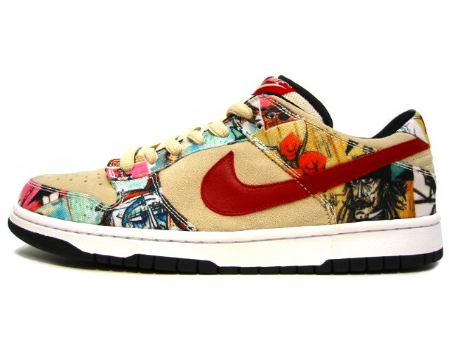 "timeless design f0639 05efd Nike Dunk Low Pro SB ""Paris"""