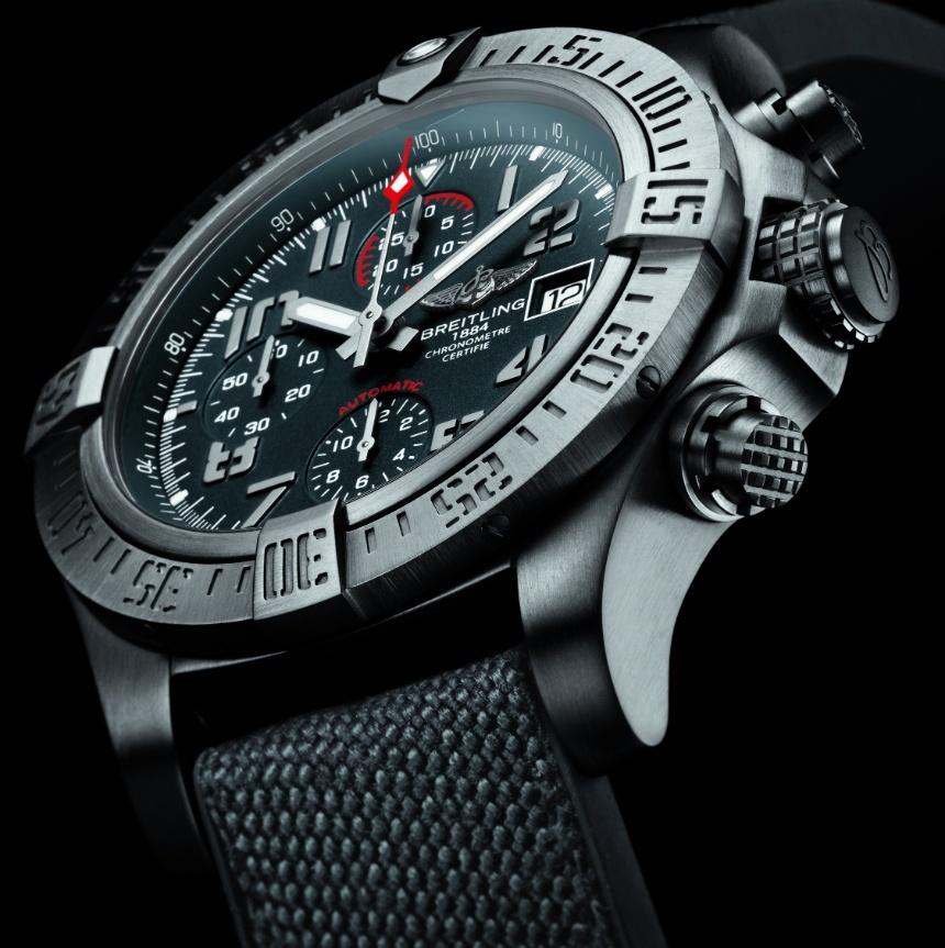 Presenting Breitling's Avenger Bandit Watch 1