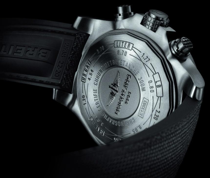 Presenting Breitling's Avenger Bandit Watch 2
