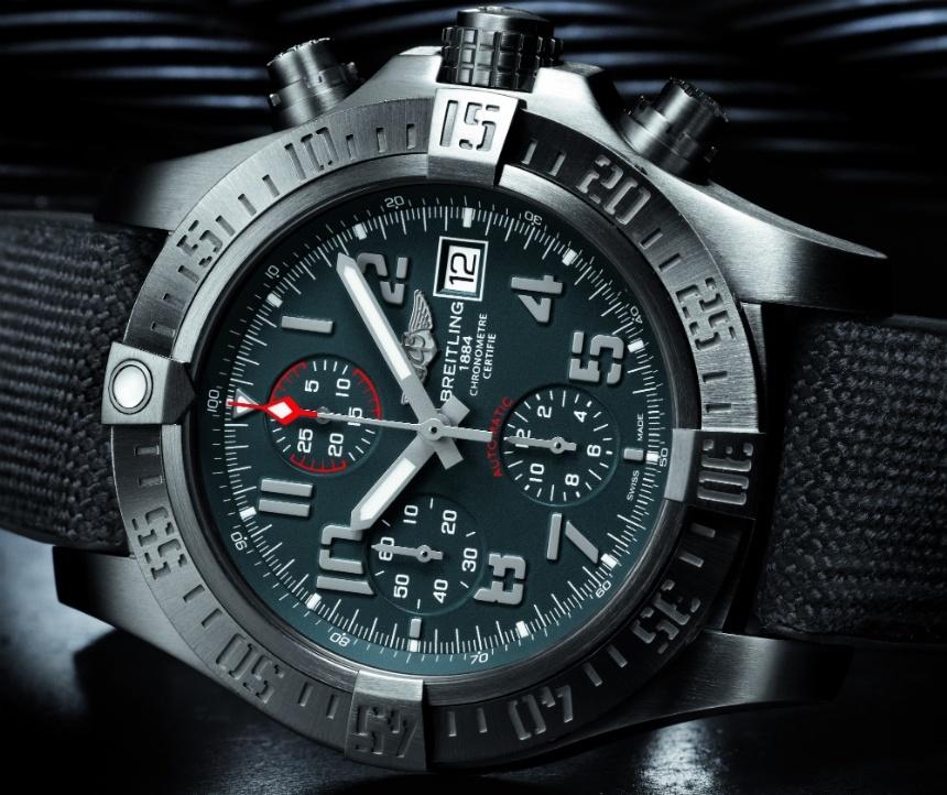 Presenting Breitling's Avenger Bandit Watch 3