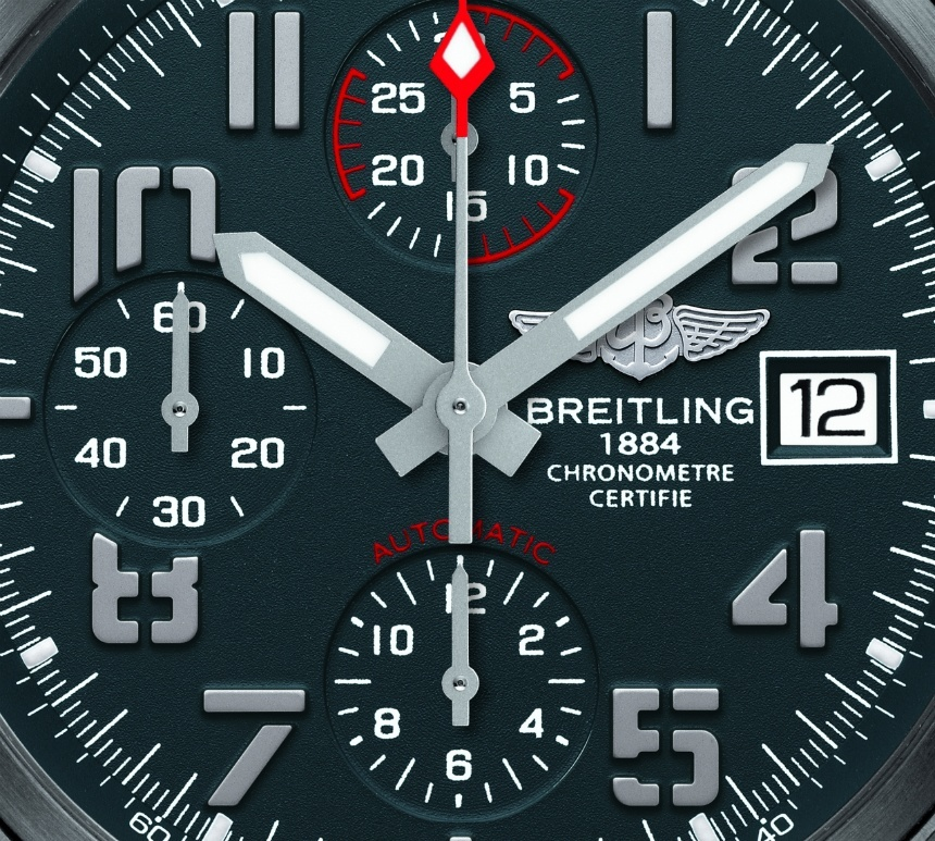 Presenting Breitling's Avenger Bandit Watch 6