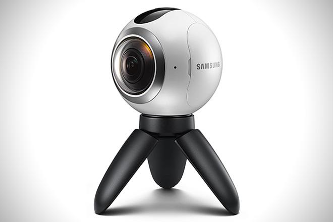 Samsung Unveils Its Gear 360 Camera 2