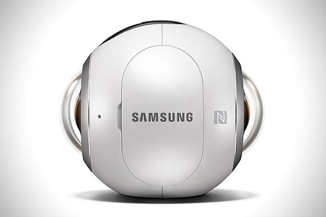 Samsung Unveils Its Gear 360 Camera 3
