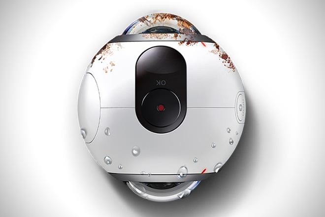 Samsung Unveils Its Gear 360 Camera 4