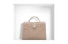 Beige Diorever Bag By Dior