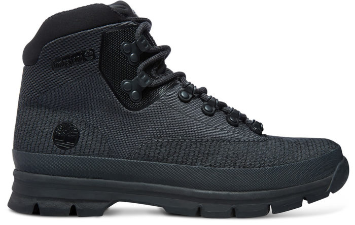 Euro Hiker Mid Jacquard Boot By Timberland (4)