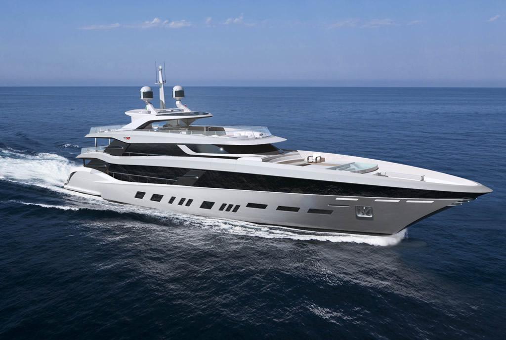 FISKER 50 Superyacht Concept By Benetti 1