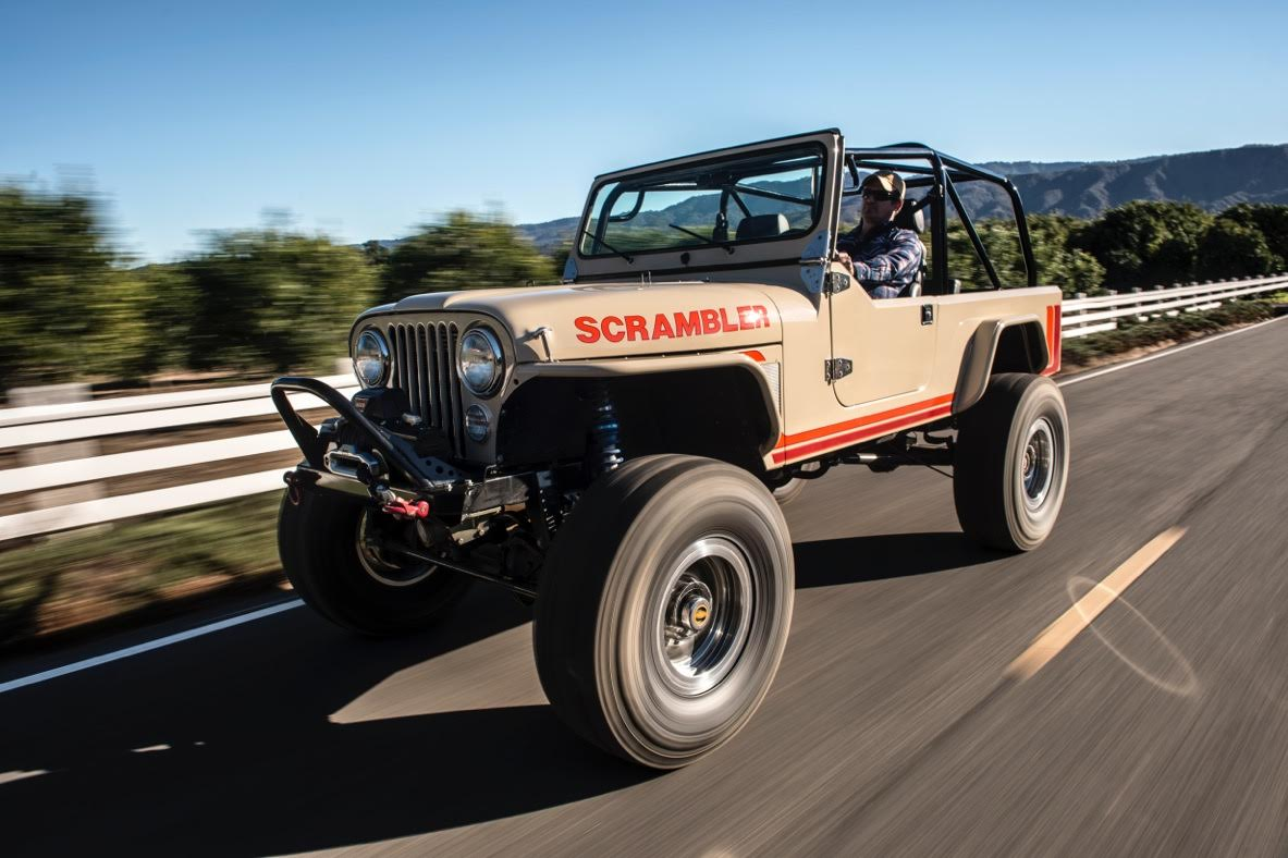 Fantastic Legacy Scrambler Jeep By Winslow Bent (4)
