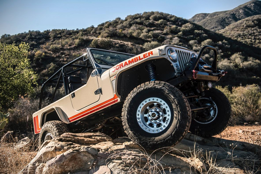 Fantastic Legacy Scrambler Jeep By Winslow Bent (3)