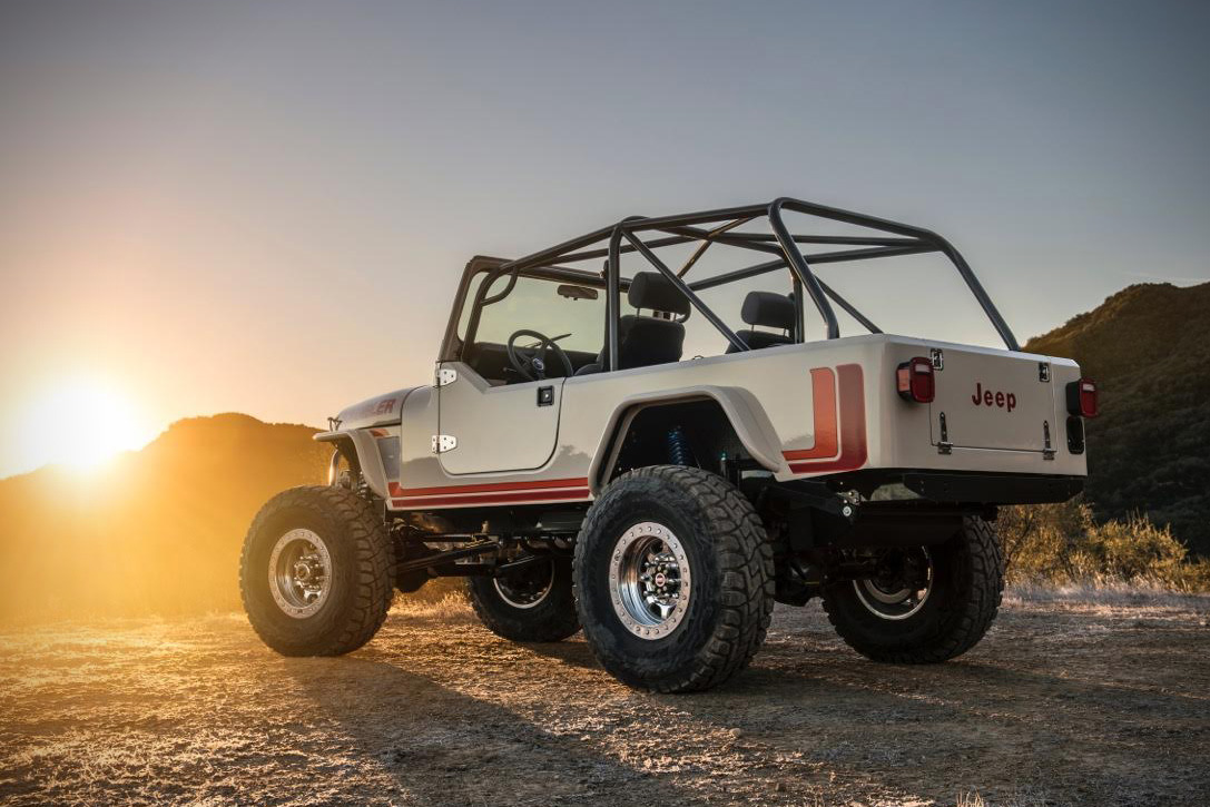 Fantastic Legacy Scrambler Jeep By Winslow Bent (2)
