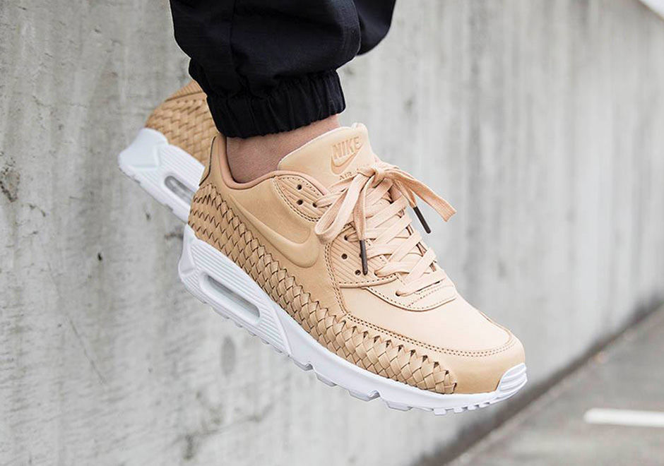 Nike Air Max 90 With A Woven Upper 1