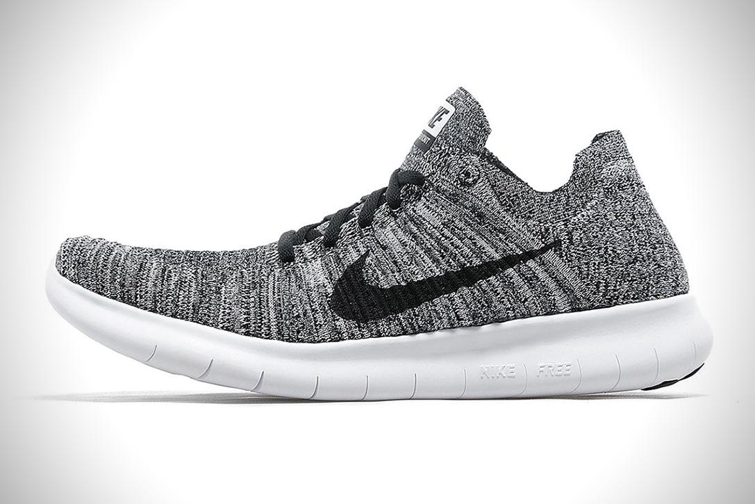 Oreo Free Run Flyknits By Nike (3)