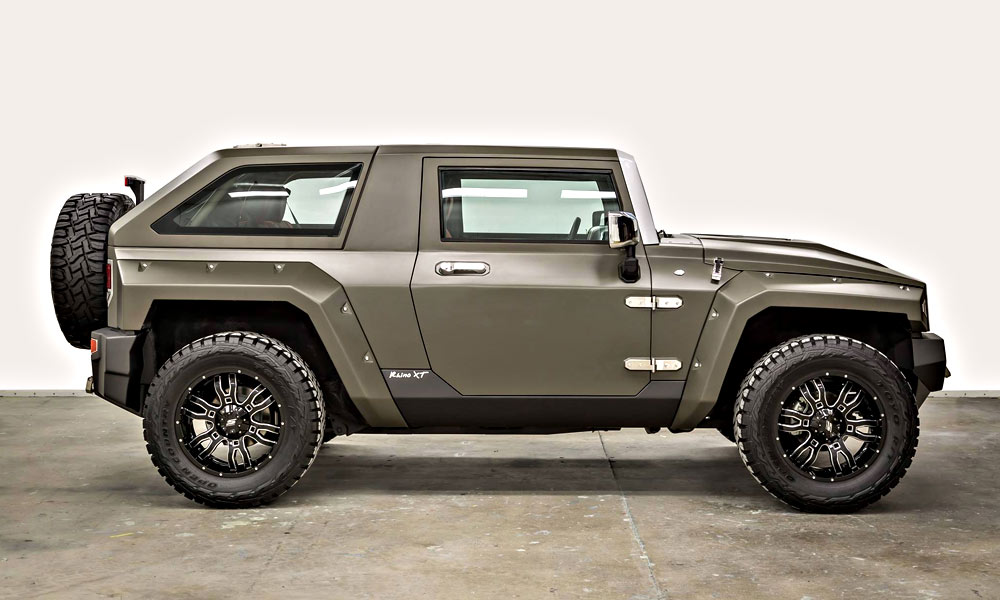 Rhino XT SUV By US Specialty Vehicles 1