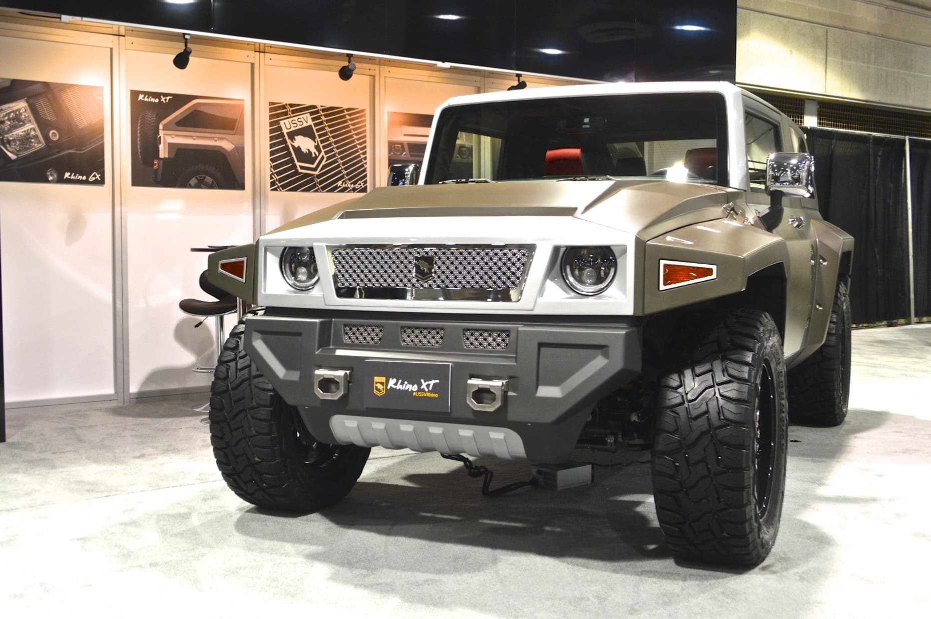 Rhino XT SUV By US Specialty Vehicles (10)