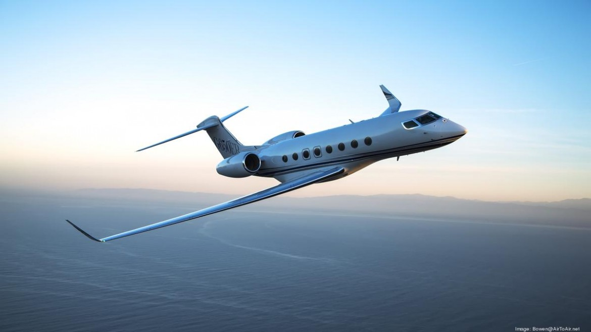 Gulfstream G650ER, The Most Luxurious Private Jet 1 (7)