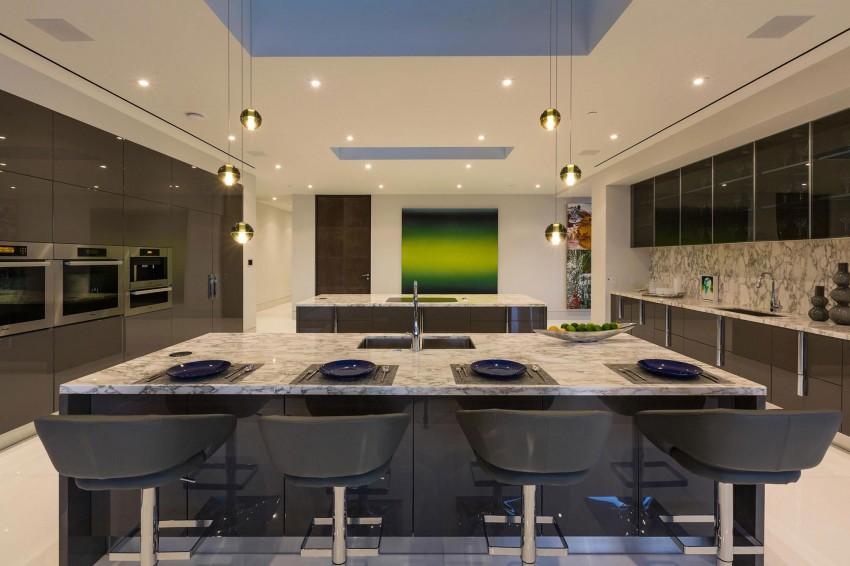 Splendid Modern Home In Bel Air, California (20)
