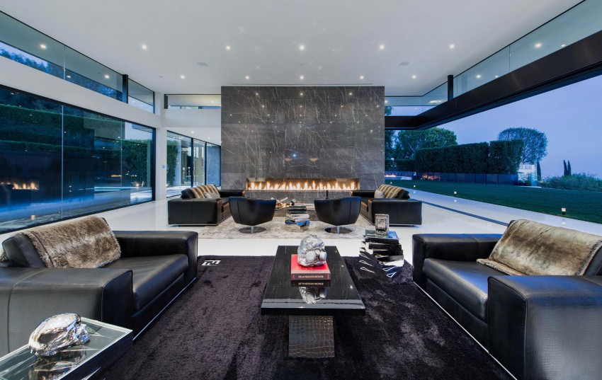 Splendid Modern Home In Bel Air, California (11)