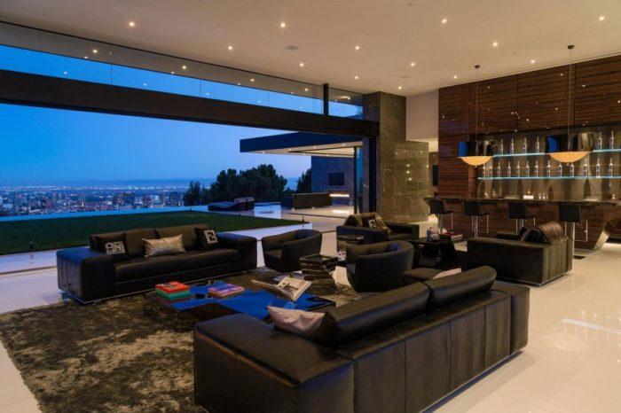 Splendid Modern Home In Bel Air, California (9)