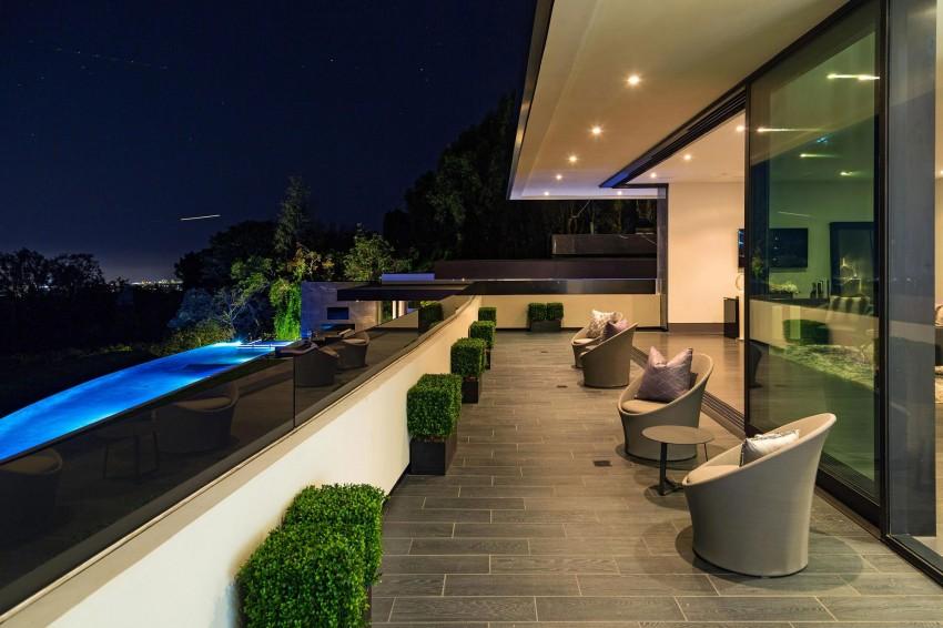 Splendid Modern Home In Bel Air, California (5)