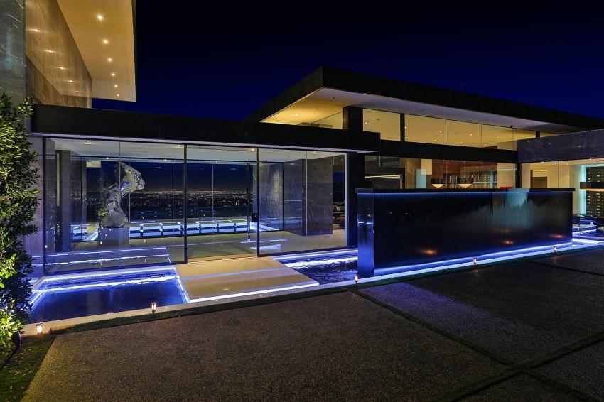Splendid Modern Home In Bel Air, California (1)