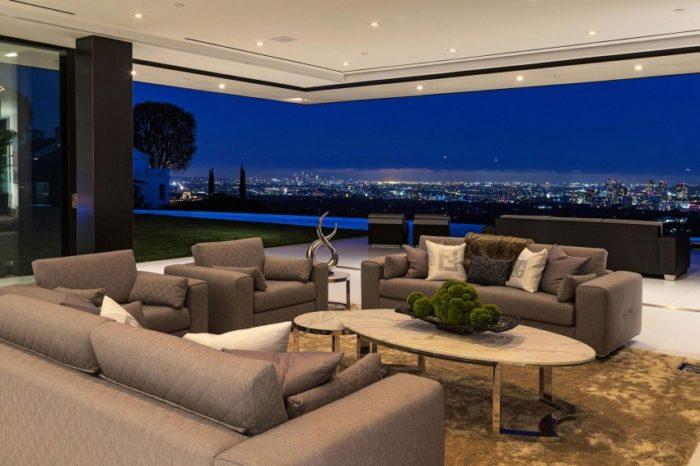Splendid Modern Home In Bel Air, California (18)
