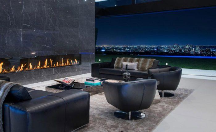 Splendid Modern Home In Bel Air, California (16)