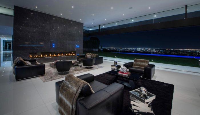 Splendid Modern Home In Bel Air, California (15)
