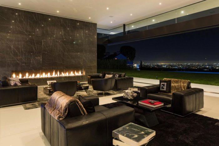 Splendid Modern Home In Bel Air, California (14)