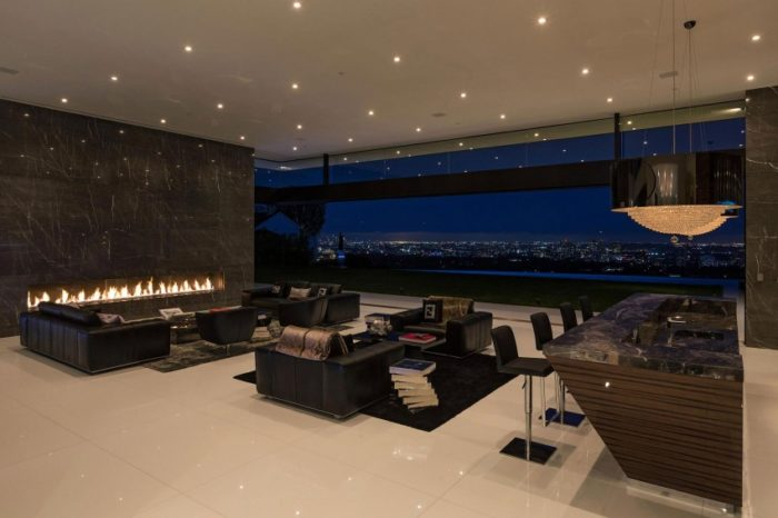 Splendid Modern Home In Bel Air, California (13)