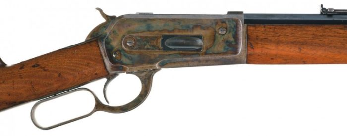 Winchester Rifle,Priciest Gun Ever Sold At Auctio (1)