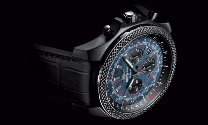 Bentley B06 Midnight Carbon Watch By Breitling (3)