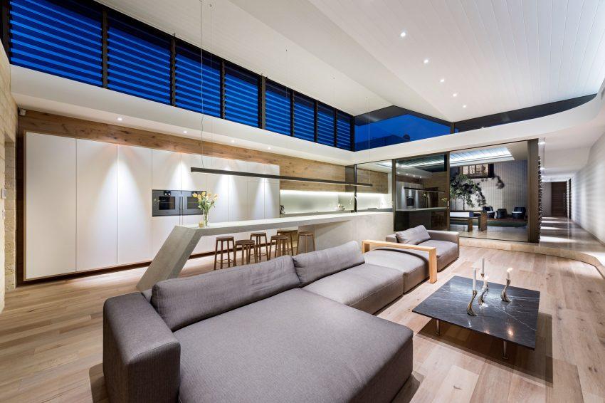 Chamberlain Street Residence In Western Australia (4)