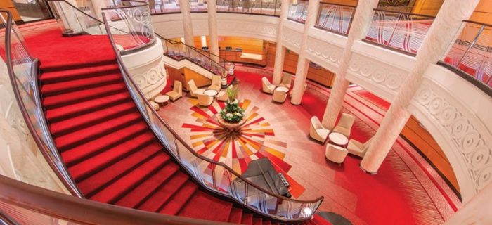 Lavish Queen Mary 2 Cruise Ship By Cunard 1