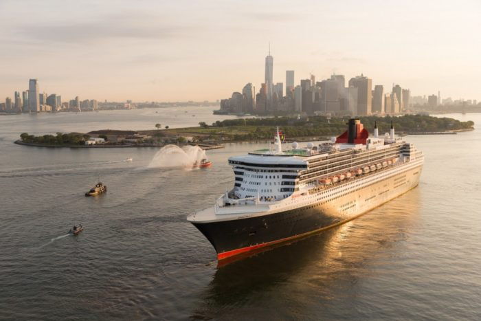 Lavish Queen Mary 2 Cruise Ship By Cunard