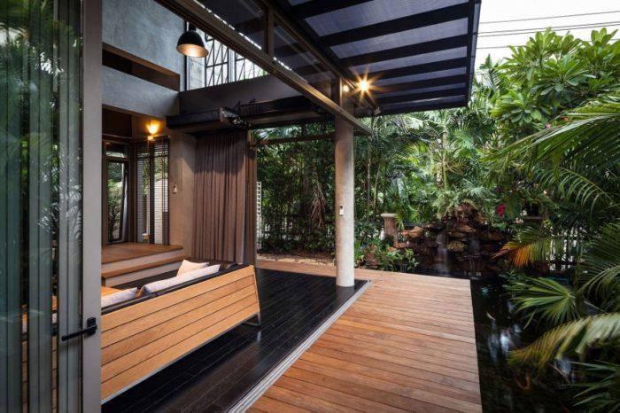 Two Houses at Nichada In Bangkok, Thailand (8)