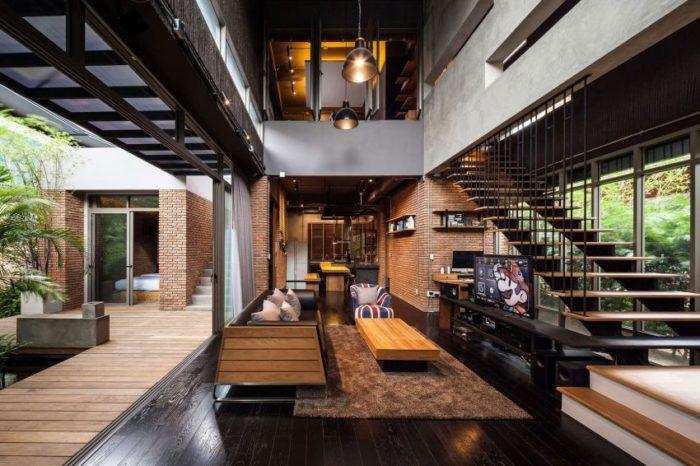 Two Houses at Nichada In Bangkok, Thailand (7)
