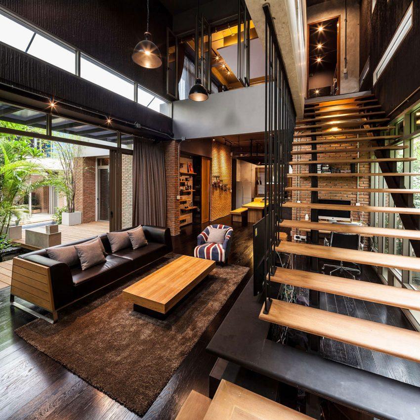 Two Houses at Nichada In Bangkok, Thailand (6)